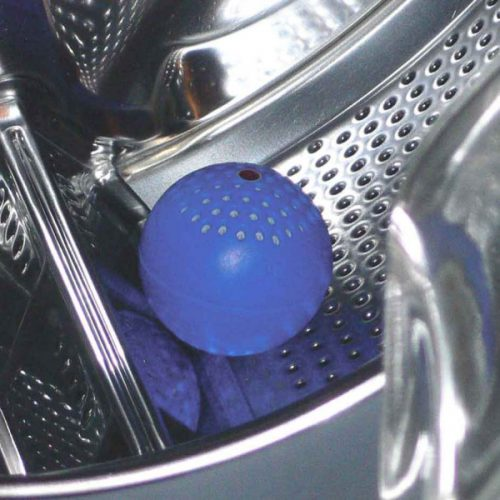 Bluemagicball In Use