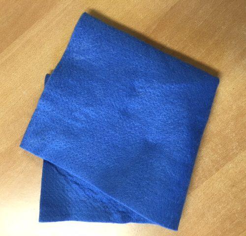 Blue Fresh Het Antibacteriële Doekje Voor Uw Persoonlijke Hygiëne