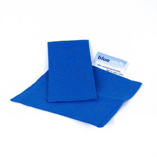Blue Wish – Het Antibacteriële Schoonmaakdoekje – Dat U Niet Ruikt