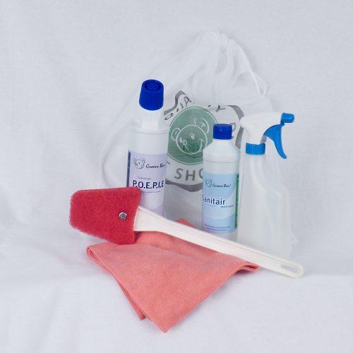 Sanitair Set