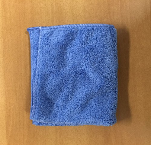 Nano – Microdoek – Blauw