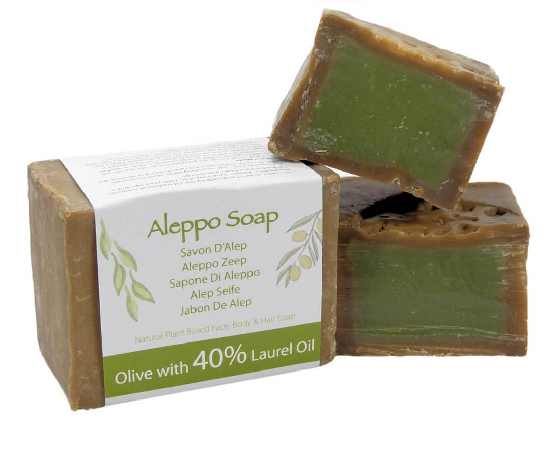 Aleppo Zeep 40%