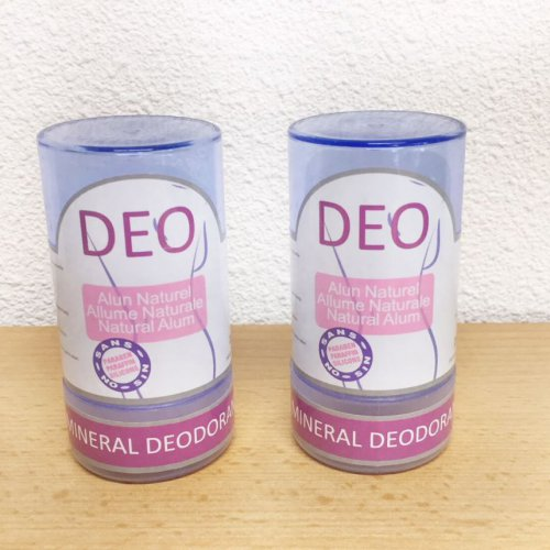Deodorant Zout Stick 120 Gram